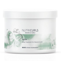 Wella Nutricurls Mask 500 ml