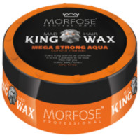 Morfose King Wax Orange Mega Strong Aqua 175 ml