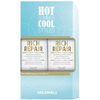 Goldwell Dualsenses Rich Repair Restoring Pflegeduo
