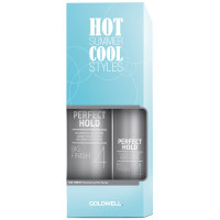 Goldwell Stylesign Perfect Hold Big Finish Duo 300 ml + Gratis 100 ml