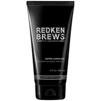 Redken Brews Extra Clean Gel 150 ml