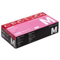 Efalock Emotion Nitril-Handschuhe M pink