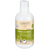 SANTE Naturkosmetik Repair Shampoo Bio-Ginkgo & Olive 200 ml