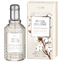 4711 Acqua Colonia Cotton & Almond Eau de Cologne 50 ml