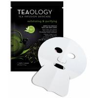 Teaology Green Tea Miracle Face & Neck Mask 6x 30 ml
