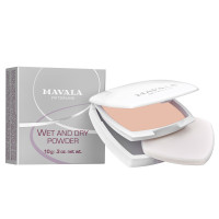 Mavala Wet & Dry Puder Medina/ Hell Beige-rosa 10 g