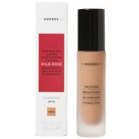 Korres Wild Rose Foundation WRF4 30 ml