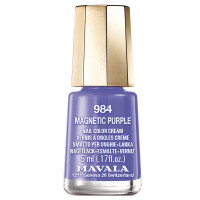 Mavala Nagellack Dash & Splash Color's 984 Magnetic Purple 5 ml