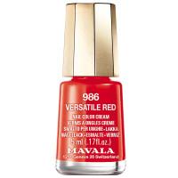 Mavala Nagellack Dash & Splash Color's 986 Versatile Red 5 ml