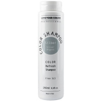 Rock Your Hair Love Your Colors Color Shampoo Silber 250 ml