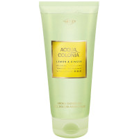 4711 Acqua Colonia Lemon & Ginger Duschgel 200 ml