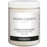 SALON CLASSICS Enzym Pulver Maske 125 g