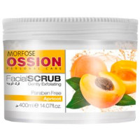 Morfose Ossion Facial Scrub Apricot 400 ml