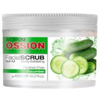 Morfose Ossion Facial Scrub Cucumber 400 ml