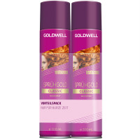 Goldwell Sprühgold Classic Spray Vorteilsduo 2 x 300 ml