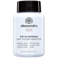 Alessandro Spa Dip In Express Nagellackentferner 50 ml