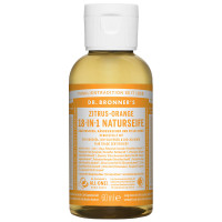 Dr. Bronner's 18-in-1 Naturseife Zitrus-Orange 60 ml