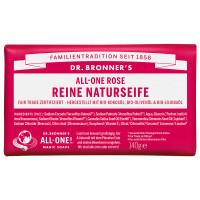 Dr. Bronner's Reine Naturseife Rose 140 g