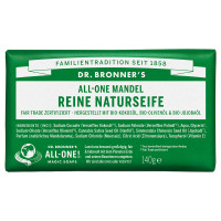 Dr. Bronner's Reine Naturseife Mandel 140 g