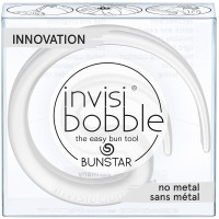 Invisibobble BUNSTAR Crystal Clear