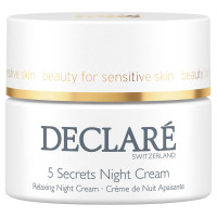 Declaré 5 Secrets Night Cream 50 ml
