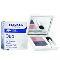 Mavala Lidschattenpuder Duo Grey 10 g