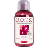 R.O.C.S. Mundwasser Himbeere 400 ml