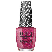 OPI Hello Kitty Collection Nail Laquer Dream in Glitter 15 ml
