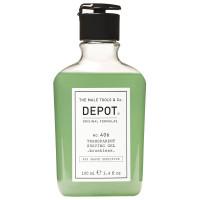 DEPOT 406 Transparent Shaving Gel brushless 100 ml