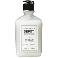 DEPOT 501 Moisturizing & Clarifying Beard Shampoo 250 ml