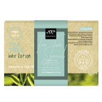 Paul Mitchell Tea Tree Hair Lotion Keravis & Tea Tree Oil Duo 2x 12 Stk.
