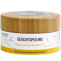 I WANT YOU NAKED Gesichtspeeling Orangenenzyme & Mangobutter 100 ml