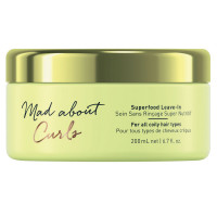 Schwarzkopf Mad About Curls Superfood Leave-In 200 ml