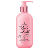 Schwarzkopf Mad About Lengths Root To Tip Cleanser 300 ml