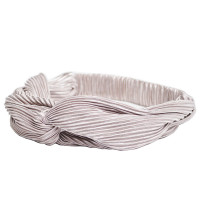 pieces by bonbon Alicia Headband silver