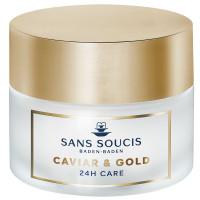 Sans Soucis Caviar & Gold 24h Pflege 50 ml
