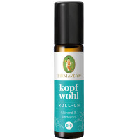 PRIMAVERA Kopfwohl Roll-On Bio 10 ml