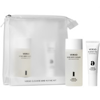 Verso Cleanse & Refine Set