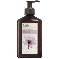 AHAVA Mineral Botanic Body Lotion Lotus-Kastanie 400 ml