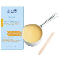 Hildegard Braukmann Body Care Enthaarungs Warmwachs 60 g