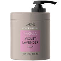 Lakme TEKNIA Refresh Violet Lavender Mask 1000 ml