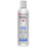 CHI Ionic Color Illuminate Shampoo silver blonde 355 ml