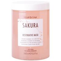 Inebrya Sakura Restorative Maske 1000 ml