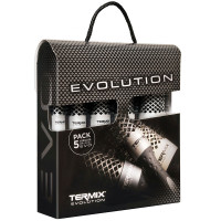 Termix Evolution Basic 5er-Pack Rundbürsten TX1025