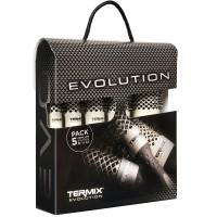 Termix Evolution Soft Large 5er-Pack Rundbürsten TX1027