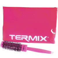 Termix C-Ramic Colors Bubblegum Pink 5er-Pack Rundbürsten TX1186