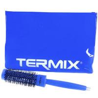 Termix C-Ramic Colors Princess Blue 5er-Pack Rundbürsten TX1187