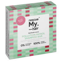 Rescue My. Hair Pollution Patrol Shampoo Bar 80 g