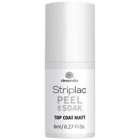 alessandro International Striplac ST2 Top Coat matt 8 ml