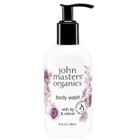 john masters organics Fig & Vetivier Body Wash 236 ml
